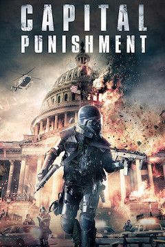 Capital Punishment movie poster.