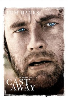 Cast Away movie poster.