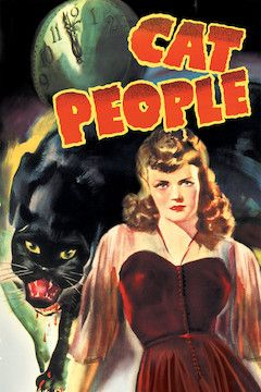 Cat People movie poster.