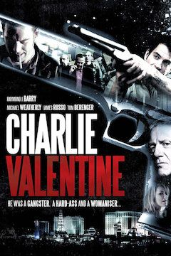 Charlie Valentine movie poster.