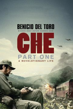 Che: Part One movie poster.