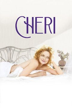 Chéri movie poster.