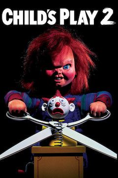 Child's Play 2 movie poster.