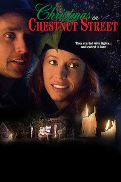 Christmas on Chestnut Street movie poster.