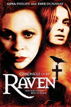 Chronicle of the Raven movie poster.