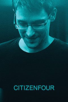 Citizenfour movie poster.