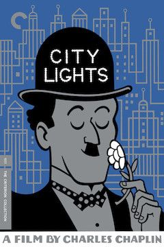 City Lights movie poster.