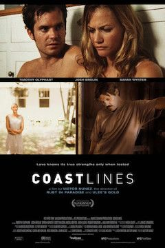 Coastlines movie poster.