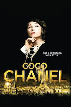 Coco Chanel movie poster.