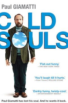 Cold Souls movie poster.