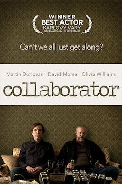 Collaborator movie poster.