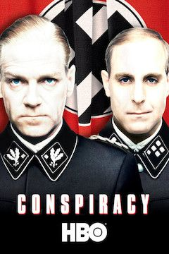 Conspiracy movie poster.