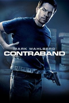 Poster for the movie Contraband