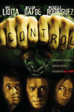 Control movie poster.
