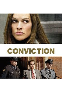 Poster for the movie Conviction