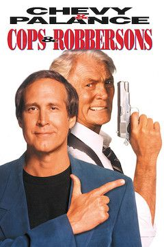 Poster for the movie Cops and Robbersons