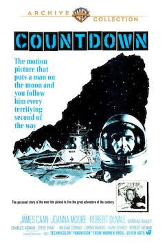 Countdown movie poster.