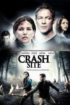 Poster for the movie Crash Site