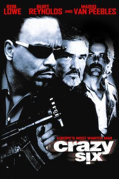 Crazy Six movie poster.