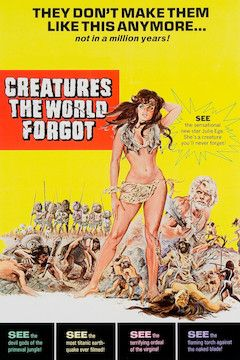 Creatures the World Forgot movie poster.