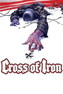 Cross of Iron movie poster.