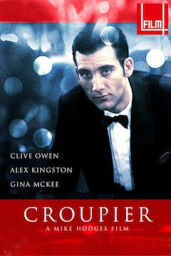 Poster for the movie Croupier
