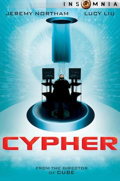 Cypher movie poster.