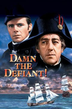 Damn the Defiant! movie poster.