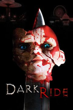 Dark Ride movie poster.
