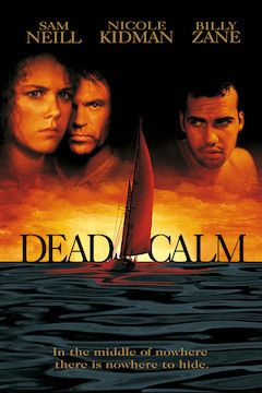 Poster for the movie Dead Calm