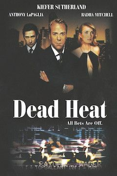 Dead Heat movie poster.