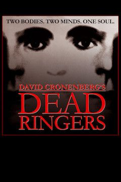 Dead Ringers movie poster.