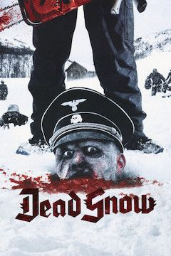 Dead Snow movie poster.