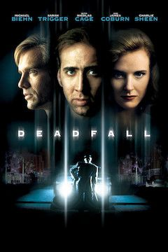 Deadfall movie poster.