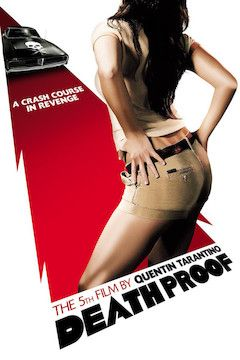 Death Proof movie poster.