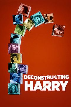 Deconstructing Harry movie poster.