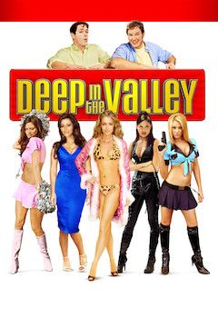 Deep in the Valley movie poster.