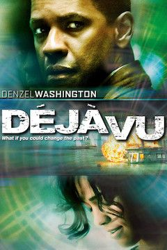 Deja Vu movie poster.