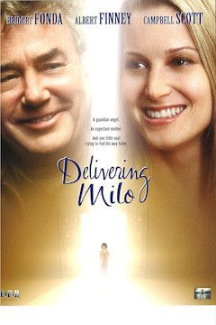 Poster for the movie Delivering Milo
