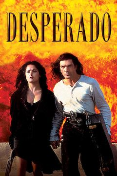 Desperado movie poster.