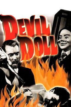 Devil Doll movie poster.