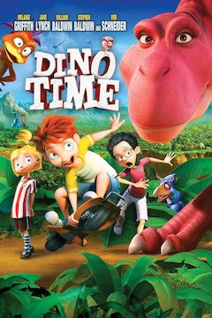 Dino Time movie poster.