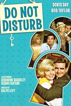 Do Not Disturb movie poster.