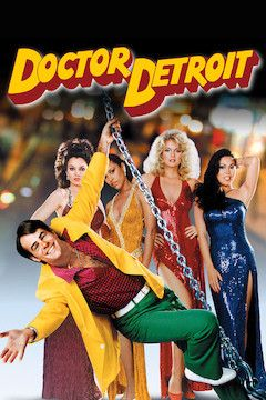 Poster for the movie Doctor Detroit