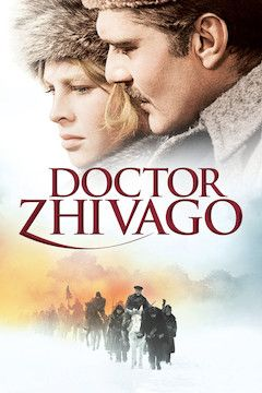 Doctor Zhivago movie poster.