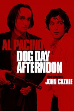 Dog Day Afternoon movie poster.