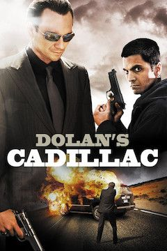 Dolan's Cadillac movie poster.