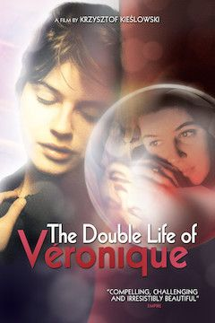 Double Life of Veronique movie poster.