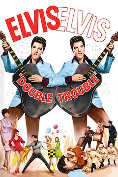 Double Trouble movie poster.