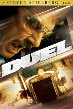 Poster for the movie Duel